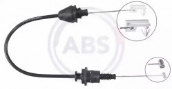 Accelerator Cable A.B.S. K37550-10