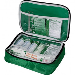 PCV First Aid Kit in Nylon Case-10