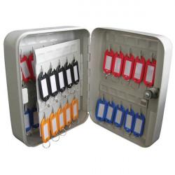 Grey Key Cabinet 40 Key Capacity-10