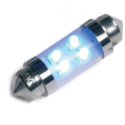 LED Bulb 12V 11 X 38Mm-LED Blue-10