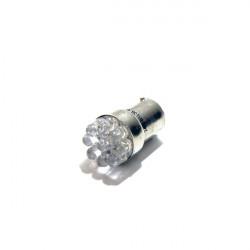 LED Bulb 24V BA15S 4-LED White-10