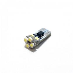 LED Bulb 12V W2.1x9.5D Canbus Perfect 1-LED White-10
