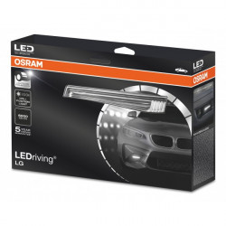 LED Daylight Running (DRL) Kit with Position Light and Non Pixel Appearance-10