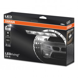LED PX5 Daylight Running Kit Cool White-10