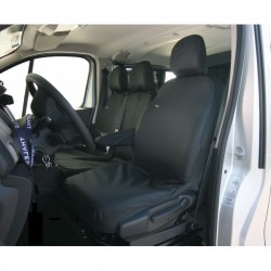 Van Seat Cover Passenger Renault Traffic/Vauxhall Vivaro-10