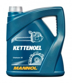 4 litre Mineral Chain Saw Oil for petrol and electric saws MANNOL Kettenoel-11