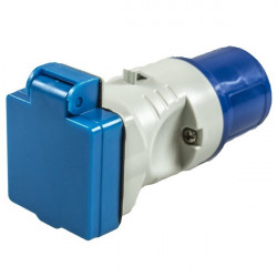 16A Plug to UK Socket Adaptor-10