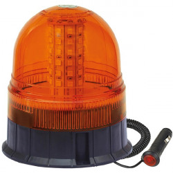 LED Hazard Beacon Magnetic 12/24V-10