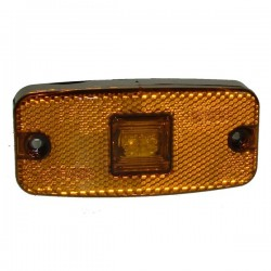 LED Side Marker Lamp Amber-10