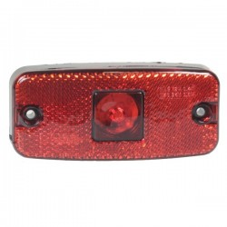 LED Rear Marker Lamp Red-10