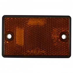 Reflectors Oblong Amber-10