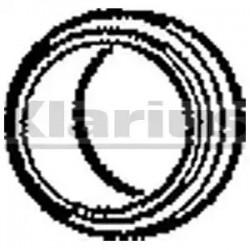 Exhaust Pipe Gasket KLARIUS MZG19-10