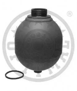 Front Centre Pneumatic Suspension Sphere OPTIMAL AX-031-10