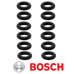 BOSCH (Set of 12pcs) O Ring /Seals for Fuel Injector-11