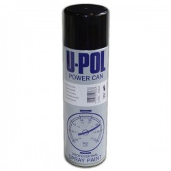 Powercan Satin Black 500ml-10