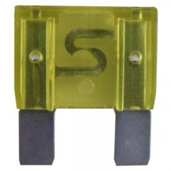 Fuses Maxi Blade 20A Pack Of 10-10