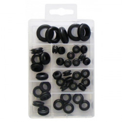 Grommets Wiring Assorted Pack Of 40-10