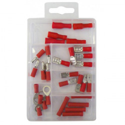 Wiring Connectors Red Pack of 30-10