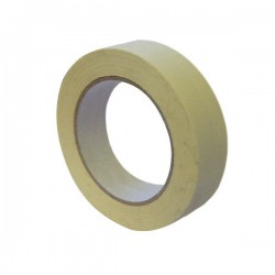 Masking Tape 24mm x 50m Pack Of 10-10