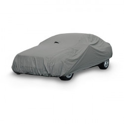 Waterproof Car Cover Vented Medium-10