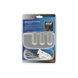 Triple Socket Adaptor and Twin USB 12V-10