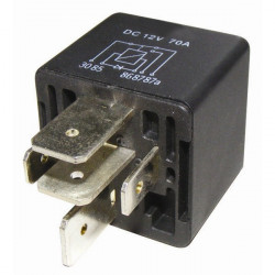 Mini Relay 12V 5-Pin-10