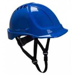Endurance Vented Safety Helmet Blue-10