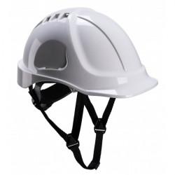Endurance Vented Safety Helmet White-10