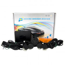 Parking Sensor Kit Black-10