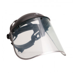 Face Shield Plus Clear Lens-10