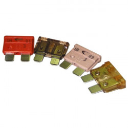 Fuses Standard Blade Assorted Pack Of 4-10