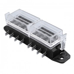 Fuse Box Compact 8 Way-10