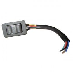 Electric Window/Aerial Rocker Switch Amber Illuminated-10