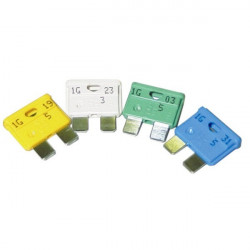 Fuses Standard Blade Assorted (3A/5A/10A/15A/25A)-10