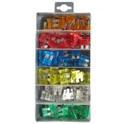 Fuses Standard Blade Assorted Pack Of 120-10