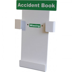 First Aid Accident Book Holder-10