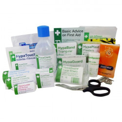 BS Compliant First Aid Kit Refill Large-10