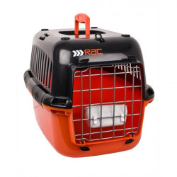 Plastic Pet Carrier Large-10