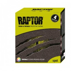 Raptor Spray-On Liner Kit Tintable 4 Litre-10