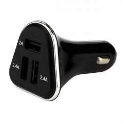 Triple USB Smart Charger 12V and 24V-10