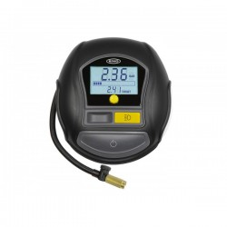 Rapid Digital Tyre Inflator with Autostop-10