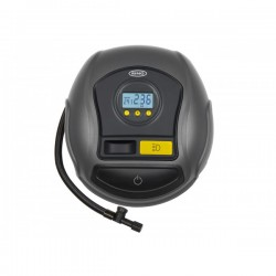 Digital Tyre Inflator with Autostop-10
