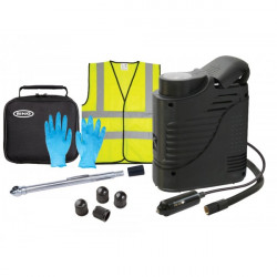 Tyre Maintenance Kit with Compressor-10