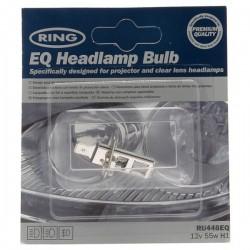 Halogen Bulb 12v 55w H1A P14.5s Headlamp Premium-10