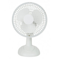 2 Speed Desk Fan 6in.-10