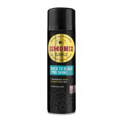 Tyre Shine Back To Black Look 500ml-10
