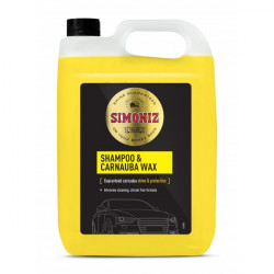 Simoniz Shampoo and Carnauba Wax 5 Litre-10
