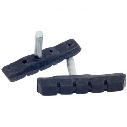 Cycle Cantilever Brake Blocks Black-10