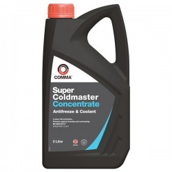 Super Coldmaster Antifreeze and Coolant Concentrated 2 Litre-10