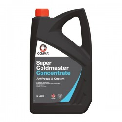 Super Coldmaster Antifreeze and Coolant Concentrated 5 Litre-10